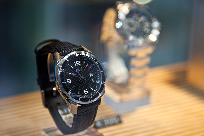 Essen Motor Show 2011: BMW M Armbanduhr