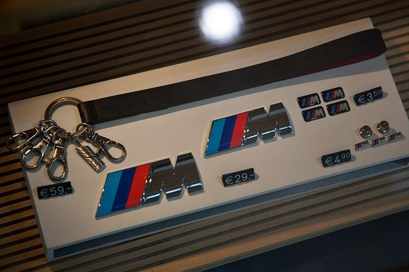 Essen Motor Show 2011: BMW M Zubehör