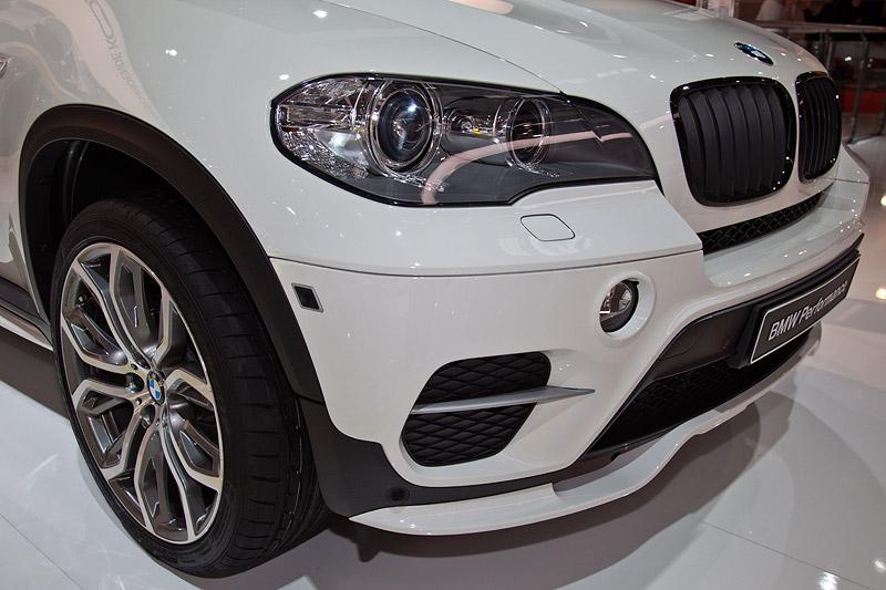 BMW X5 35i Performance
