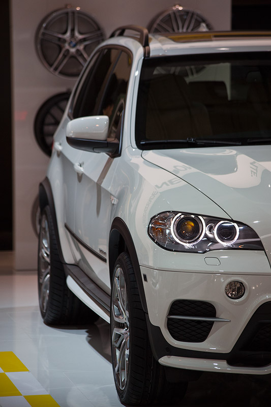 Essen Motor Show 2011: BMW X5 35i Performance