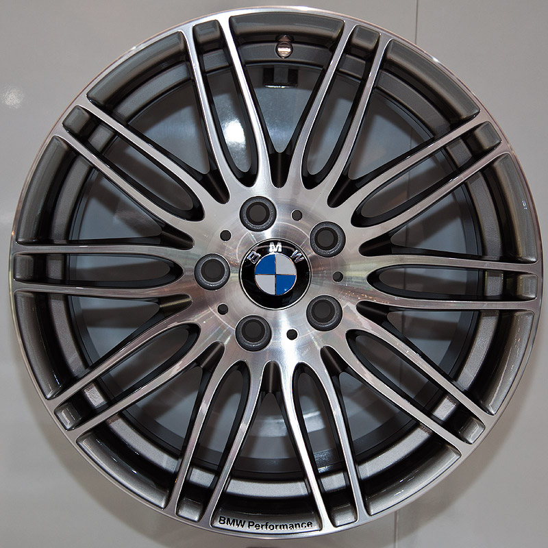 BMW Performance Felge Doppelspeiche 216