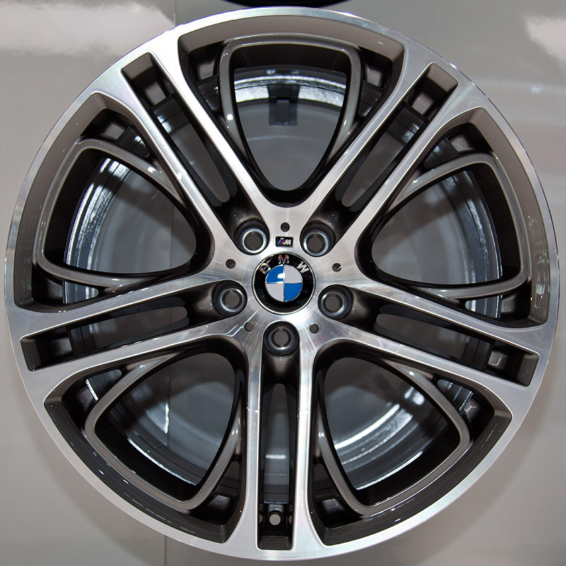 BMW Performance Felge Doppelspeiche 310 M