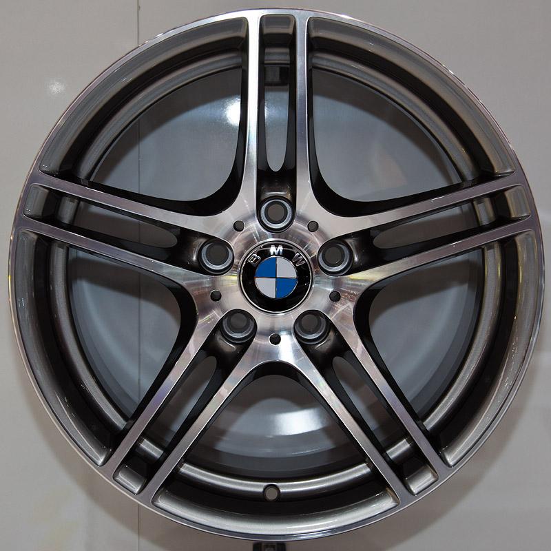 BMW Performance Felge Doppelspeiche 313