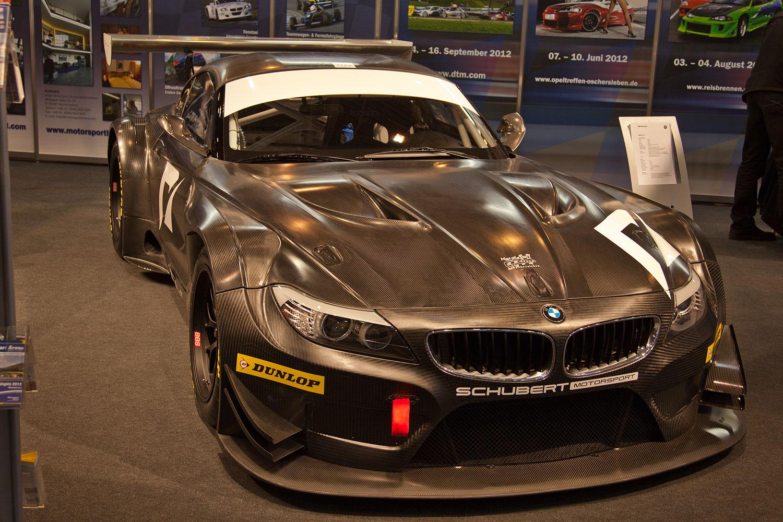 Foto Bmw Z4 Gt3 E89 By Schubert Motorsport Mit V8
