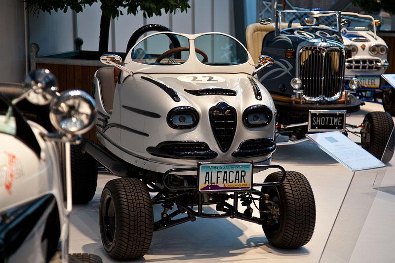 Bumper Car Alfa Romeo