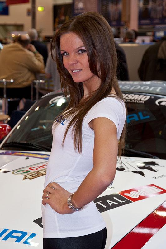 Essen Motor Show 2011: auf dem Stand von Ronal