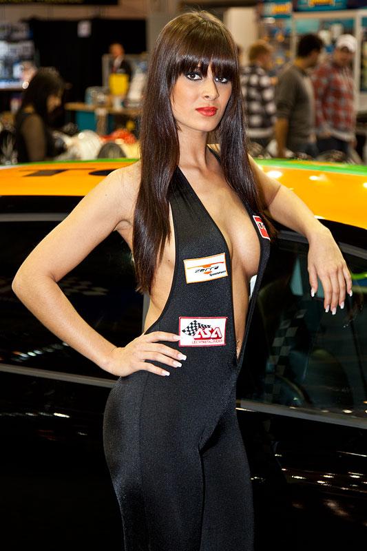 Essen Motor Show 2011: am Stand von Tec-Wheels
