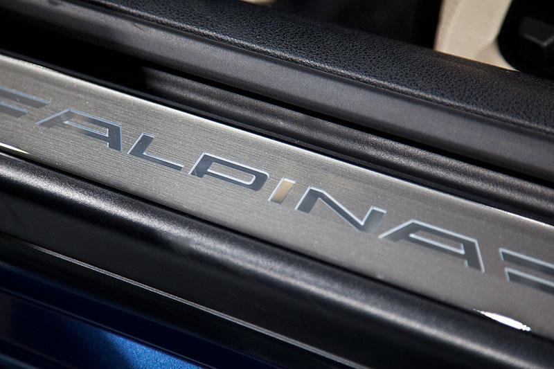 Foto Bmw Alpina B6 Bi Turbo Cabrio Alpina Schriftzug In Der Einstiegsleiste Vergr 246 223 Ert
