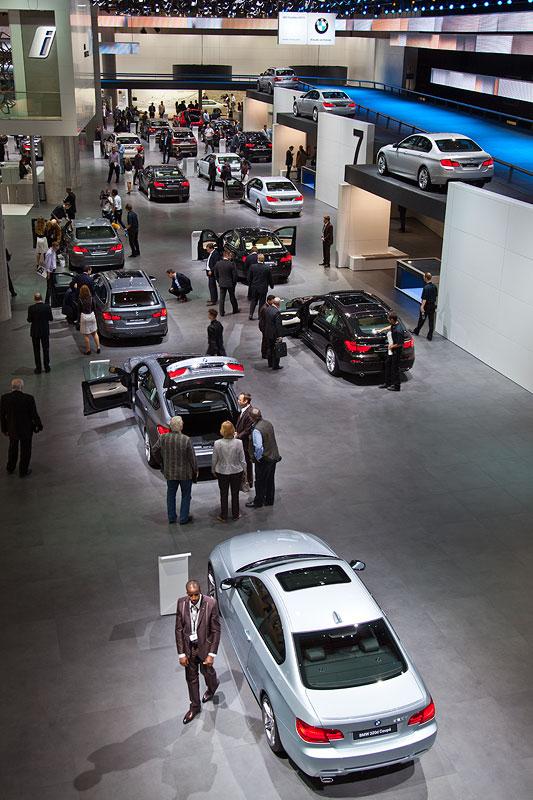BMW auf der IAA 2011