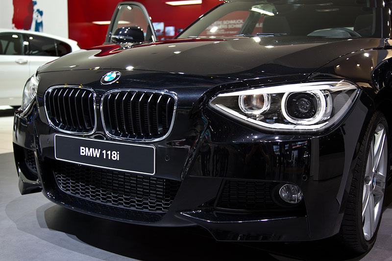 BMW 118i mit M Sportpaket