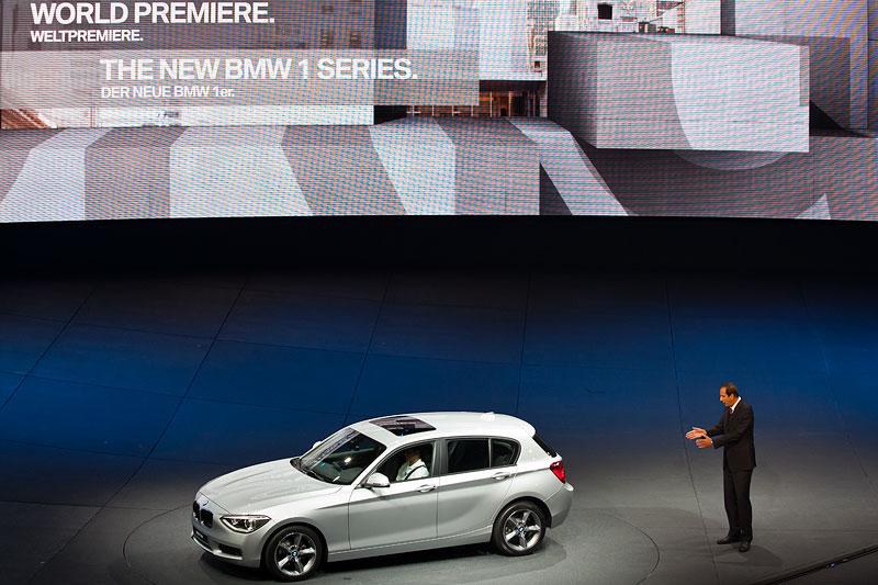 BMW Presse-Konferenz auf der IAA 2011: Dr. Draeger