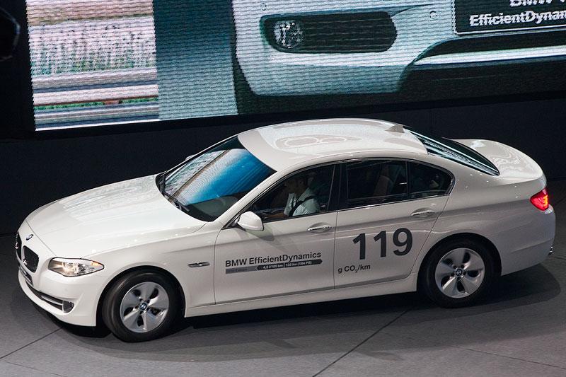 BMW 5er EfficientDynamcis