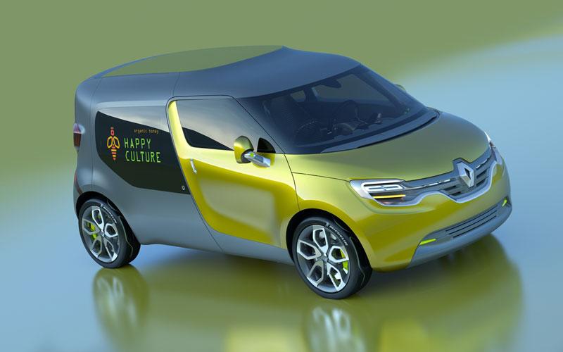 Renault FrendzyRenault Frendzy