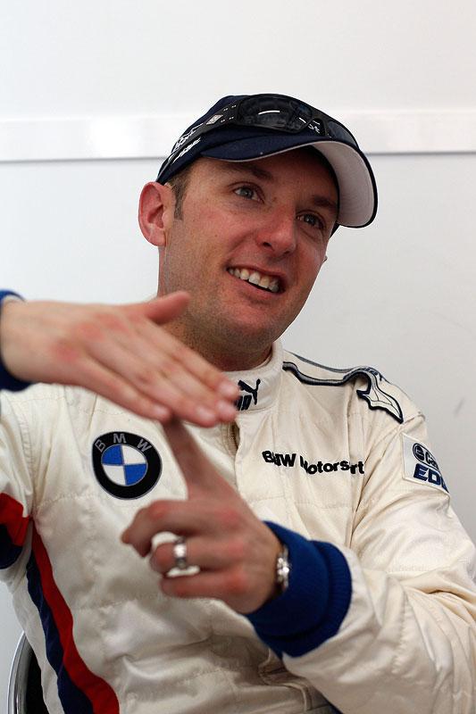 Joey Hand, BMW DTM Werksfahrer 2012