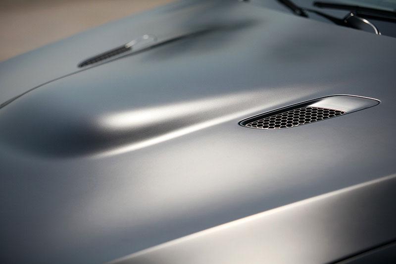 Die BMW M3 Konturen werden durch die spezielle, matte Lackierung betont