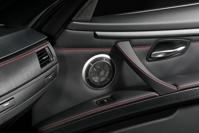 BMW Frozen Black Edition M3 Coupe, mit Premium Sound System