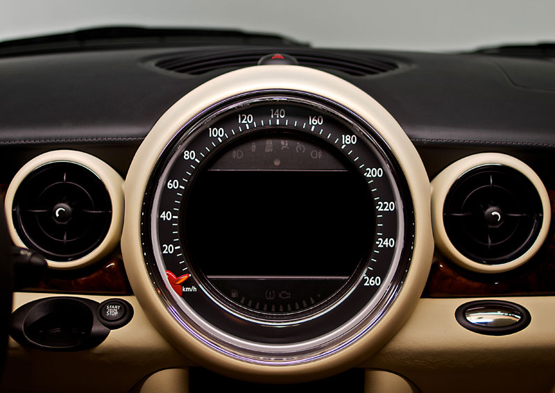 MINI INSPIRED BY GOODWOOD, Interieur
