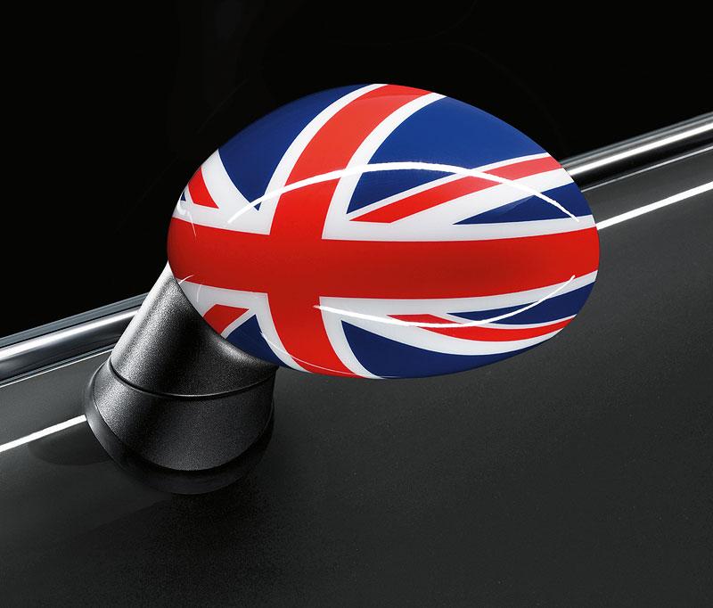 Außenspiegelkappe - Union Jack