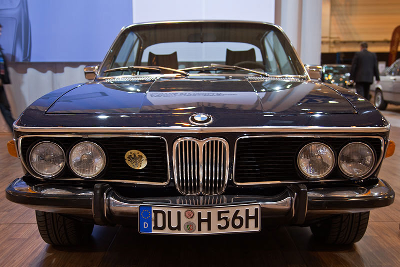 Techno Classica 2011 in Essen: BMW 3.0 CSi