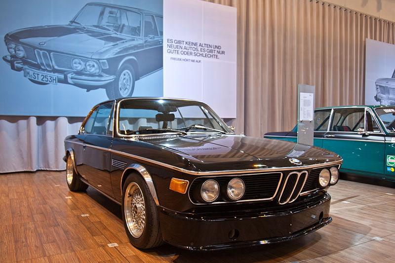 Techno Classica 2011: BMW 3.0 CSL