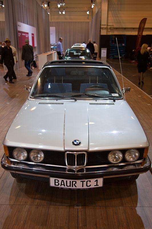 BMW 323i Baur Topcabriolet