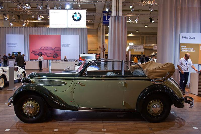 Techno Classica 2011: BMW 326 Kabriolet