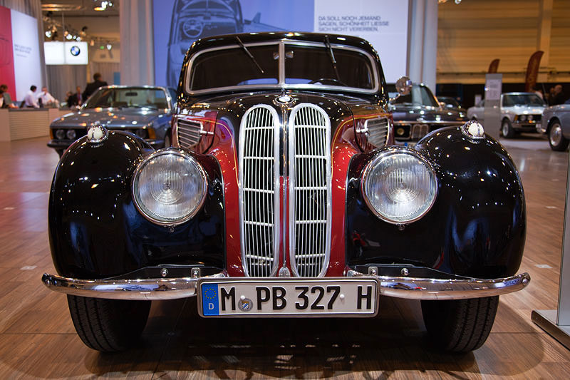 BMW 327/328 Sport-Coupe