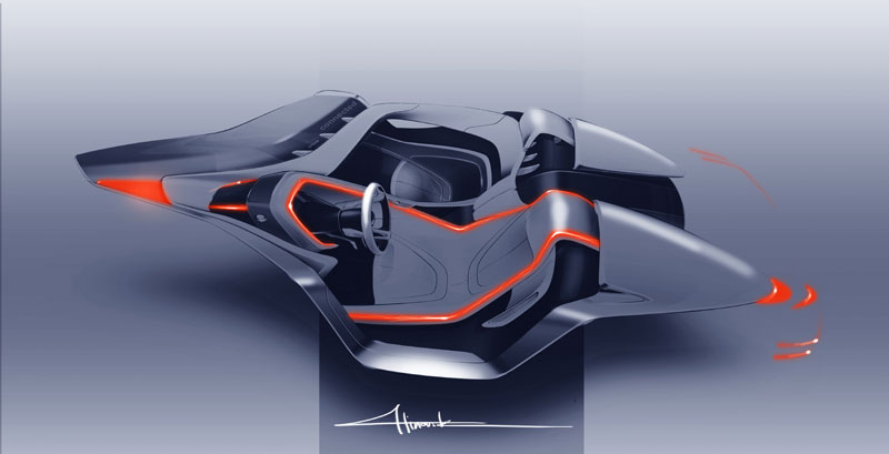 BMW Vision ConnectedDrive, Designprozess