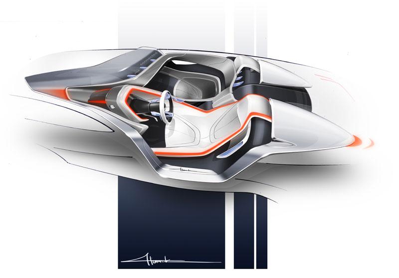 BMW Vision ConnectedDrive, Designprozess