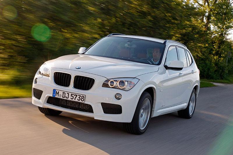 BMW X1 (E84), ab Herbst 2011