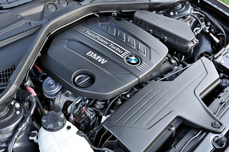 BMW Vierzylinder Dieselmotor mit TwinPower Turbo