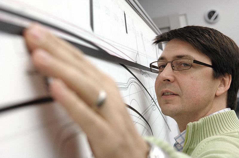 Nicolas Huet, Exterieurdesigner BMW 1er Nicolas Huet, Exterieurdesigner BMW 1er