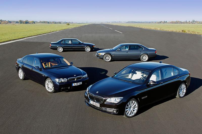 25 Jahre BMW 12-Zylinder