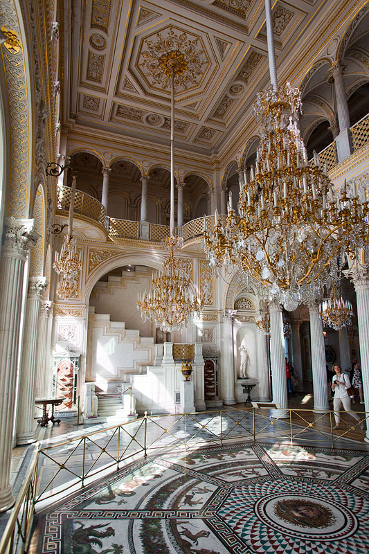 Pavillonsaal, Eremitage, St. Petersburg