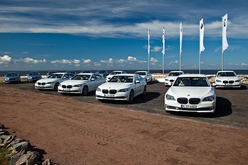 BMW 750i (F01 LCI) Reihe