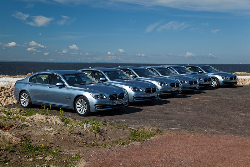 BMW ActiveHybrid 7 (F04 LCI) Reihe