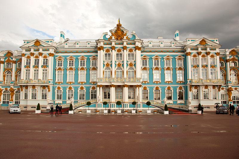 Katharinenpalast bei St. Petersburg