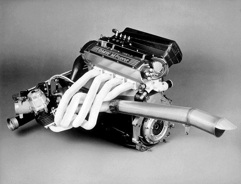 BMW Formel-1-Motor, 1983BMW Formel-1-Motor, 1983