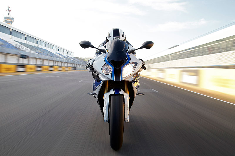 BMW HP 4 mit Competition Paket
