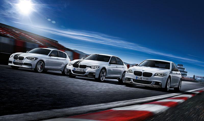 BMW M Performance1er, 3er und 5er