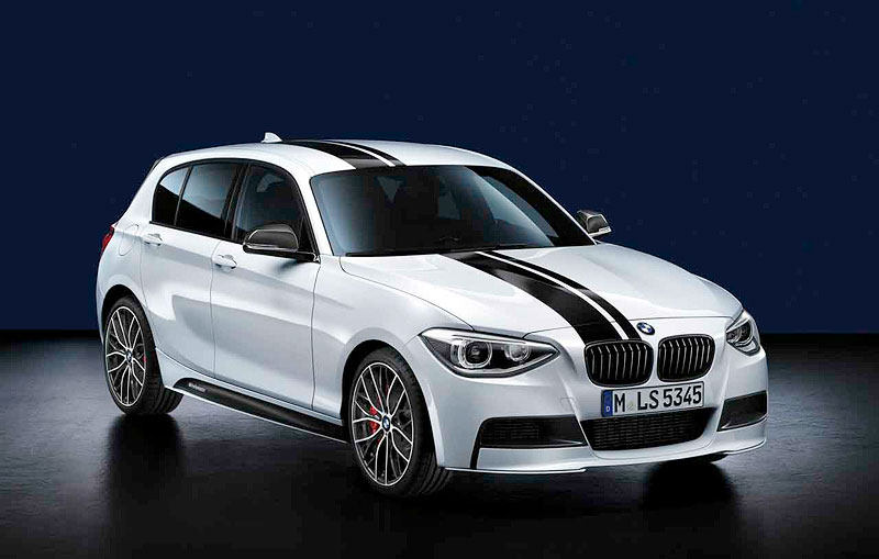 foto bmw 1er bmw m performance aerodynamik paket top. Black Bedroom Furniture Sets. Home Design Ideas