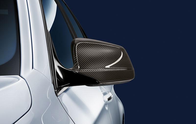 BMW M Performance Außenspiegelkappen Carbon Standard