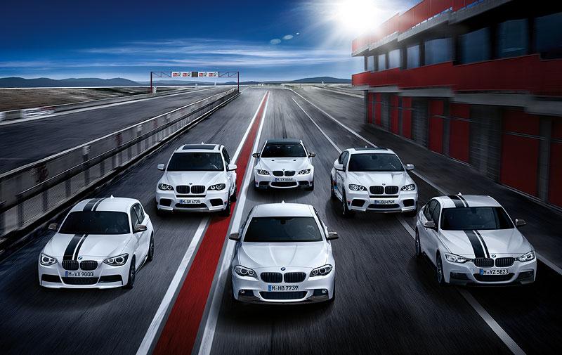 BMW M Performance Familie