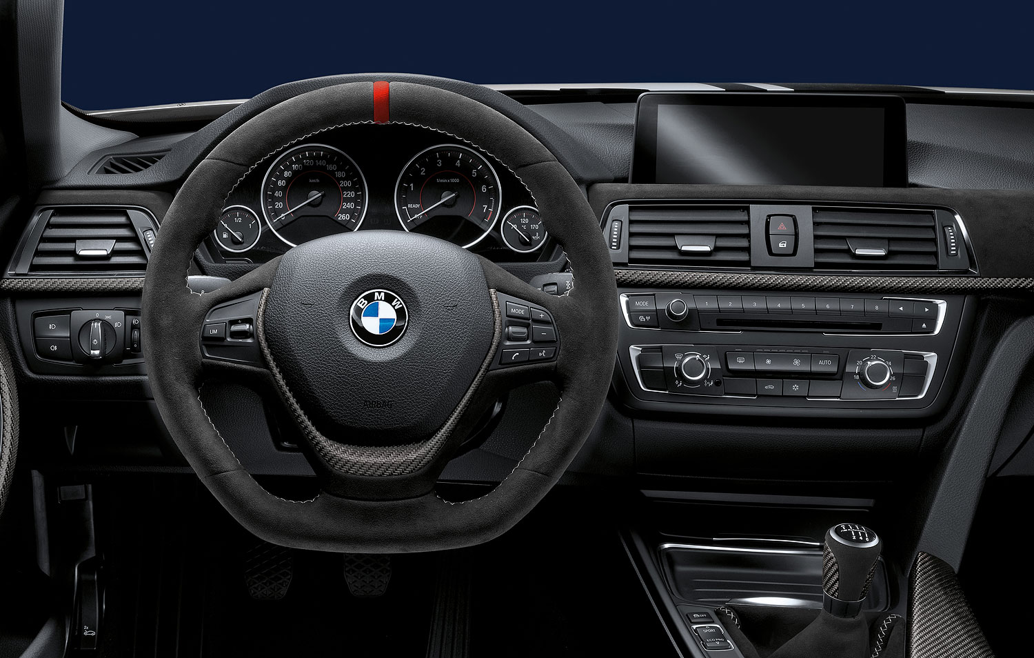 bmw m performance lenkrad alcantara interieur bmw 3er. Black Bedroom Furniture Sets. Home Design Ideas