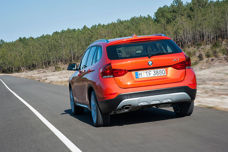 BMW X1, Modell E84, LCI