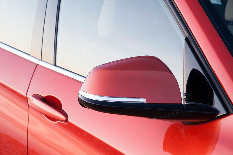 BMW X1, Modell E84, LCI, Aussenspiegel mit Blinker