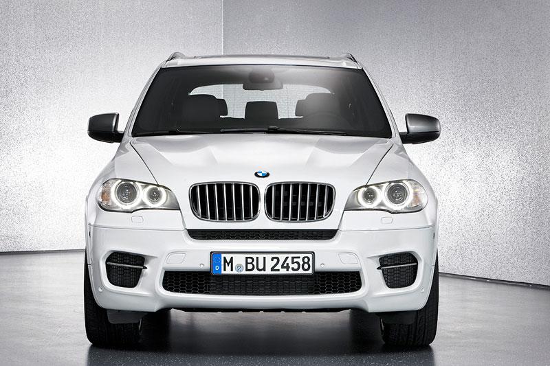 BMW X5 M50d (E70) aus der neuen BMW M Pervormance Linie