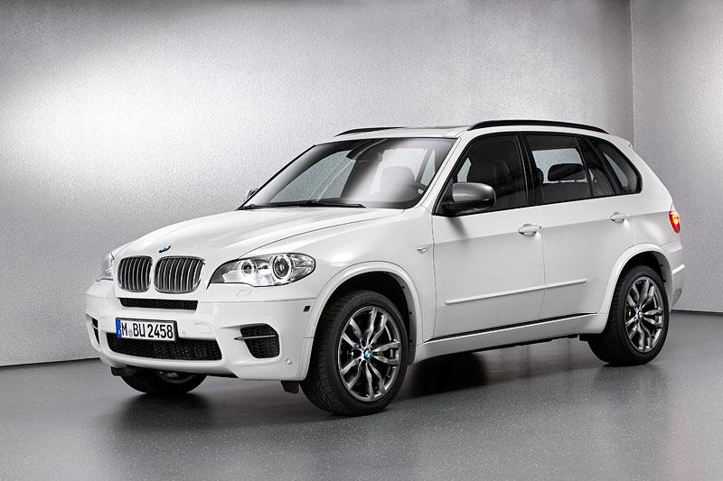 BMW X5 M50d (E70)