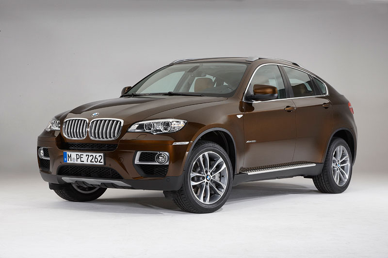 BMW X6, Faceliftmodell 2012 (Modell E71 LCI)