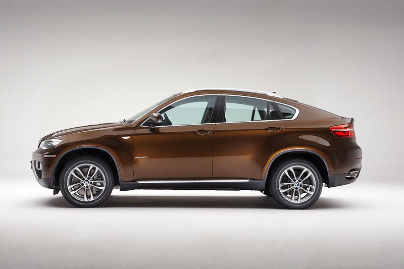 BMW X6, Faceliftmodell 2012 (E71 LCI)